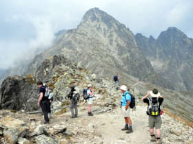 High Tatras Hut To Hut Trekking 5