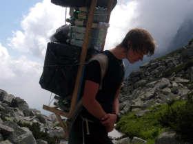Sherpa Tatras Slovakia
