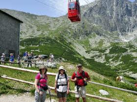 Skalnate Pleso Tatras Summer Holiday