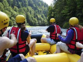 Slovakia Rafting Dunajec Adult Summer Holiday