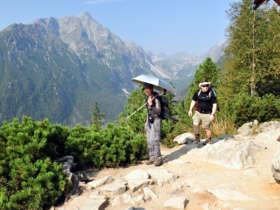 Self Guided Walking Short Break High Tatras Slovakia 10