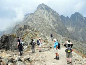 Self Guided Walking Short Break High Tatras Slovakia 12