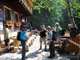 Self Guided Walking Short Break High Tatras Slovakia 7