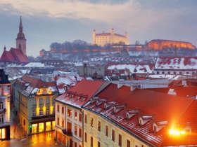 Bratislava Winter Holiday
