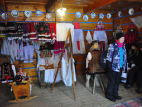 Outdoor Museum Zdiar Tatras