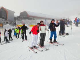 Skiing High Tatras Slovakia