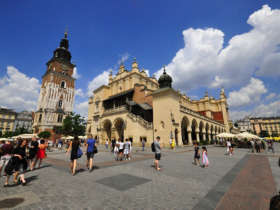 Krakow walking tour