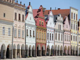Telc unesco czech republic