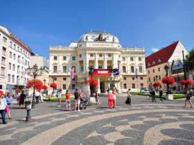 National theatre bratislava slovakia