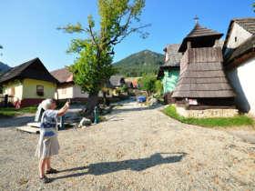 Vlkolinec unesco slovakia