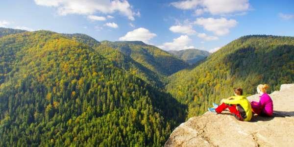 Walking Hiking Slovak Paradise National Park 67