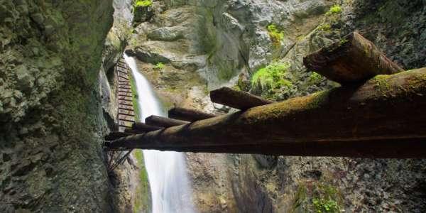 Walking Hiking Slovak Paradise National Park 49