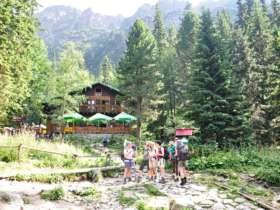 Tht Walking High Tatras Slovakia 14