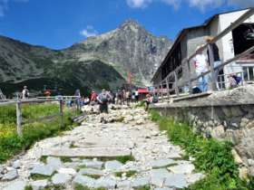 Tht Walking High Tatras Slovakia 20