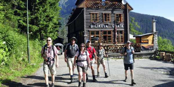 Walking Holiday Tatra Mountains Slovakia 1