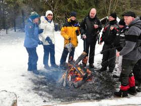 Picnic Open Fire Tatras