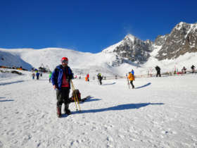 Skalnate Pleso Winter