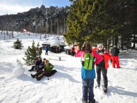Winter Walking Hrebineok Tatras