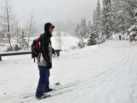 Cross Country Skiing Tatras Slovakia 1
