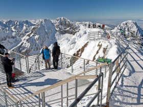 Lomnicky Stit Peak Winter