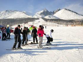 Skiing Tatras Slovakia Tour Holiday Winter 1