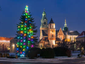 Winter Holiday Krakow Poland 1