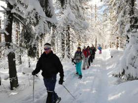 Winter Walking Tatras Slovakia Tour 1