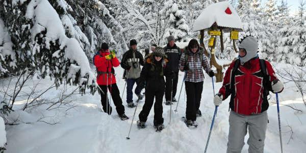 Winter Walking Tatras Slovakia Tour 2