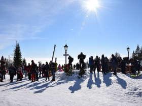 Winter Walking Hiking Tatras