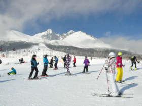 Skiing Holiday Slovakia
