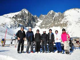 Skiing Slovakia Tour Winter