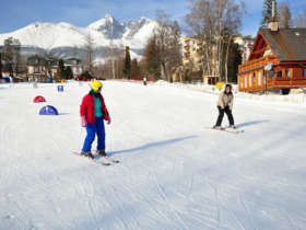Skiing Tatras Slovakia Tour Holiday Winter 3