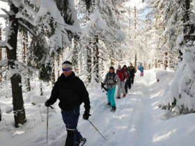 Winter Walking Tatras Slovakia Tour 1
