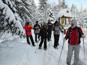 Winter Walking Tatras Slovakia Tour 2