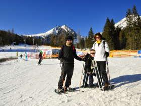 Slovakia Family Winter High Tatras 24