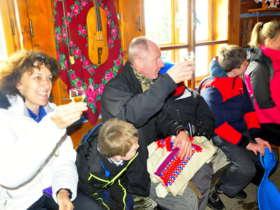 Slovakia Family Winter High Tatras 28