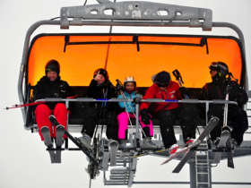 Slovakia Family Winter High Tatras 33