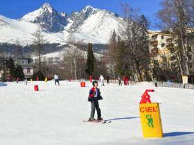 Slovakia Family Winter High Tatras 4
