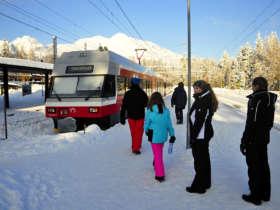 Slovakia Family Winter High Tatras 43