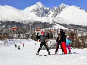 Slovakia Family Winter High Tatras 45