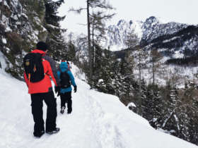 Walking High Tatras Slovakia