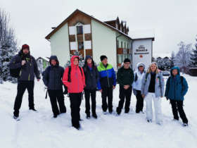 Winter Holiday High Tatras