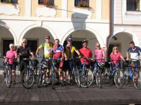 1 Bike Tours Krakow Budapest