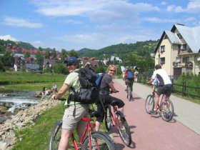 Bike Tours Pieniny Slovakia
