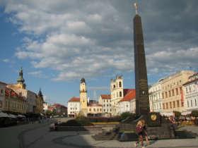 Cycling Banska Bystrica Slovakia