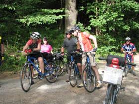 Cycling Biking Slovakia