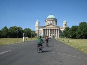 Cycling Hungary Slovakia