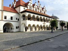 Cycling Slovakia Levoca