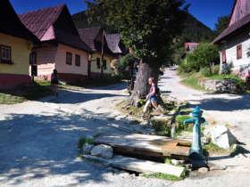 Vlkoliinec Slovakia Biking Holiday
