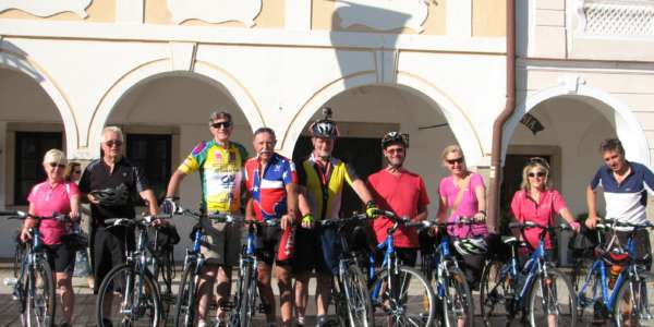 1 Bike Tour Krakow Budapest